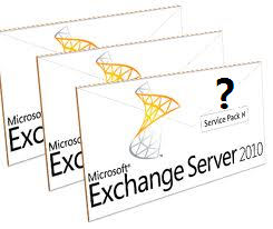 Exchange Service Pack Version